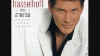 Watch David Hasselhoff Love Me Tender video