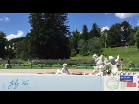 Austria Lions Club Youth Exchange - Sound of Music Camp 2015