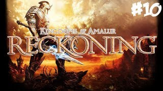 Kingdoms of Amalur Reckoning Walkthrough Part 10 - The Garden of Ysa