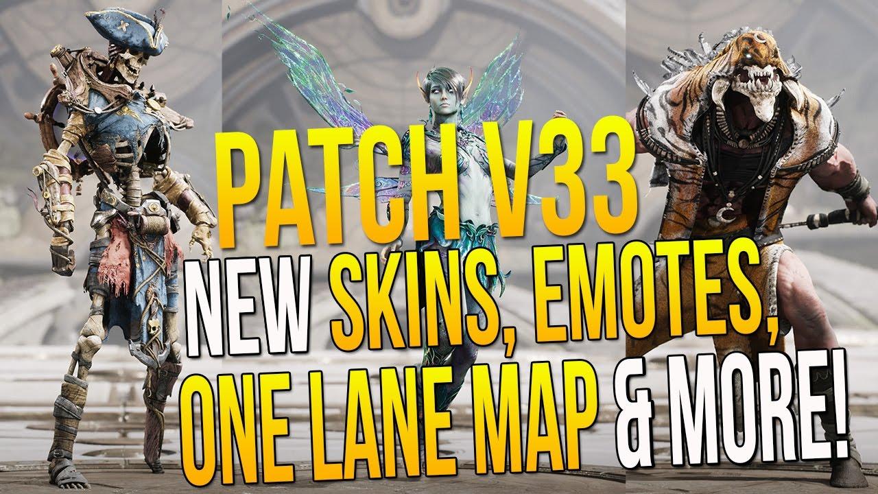 patch v33