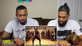 She'Meka Ann Choreography - Inside | Jacquees ft. Trey Songz [REACTION]