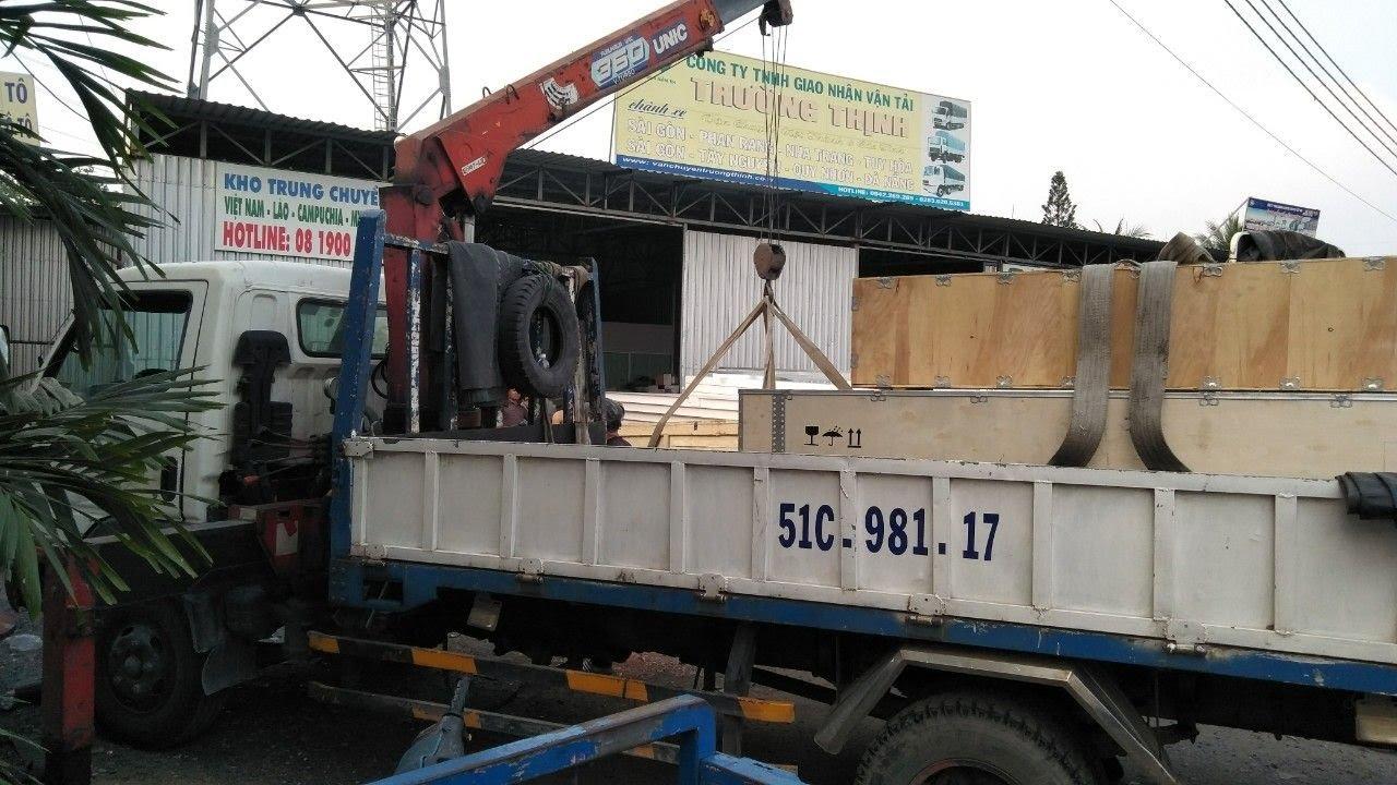 Cho thuê xe cẩu tự hành 2 tấn, 5 tấn ở Thủ Đức | 0932 127472