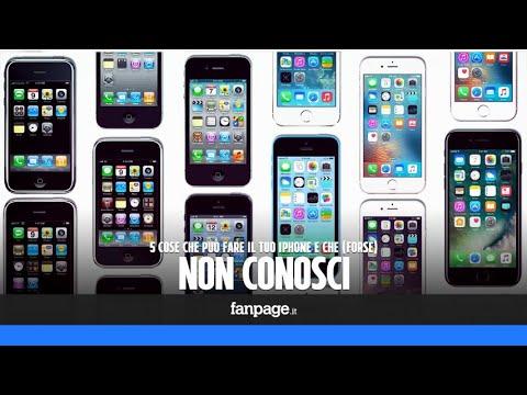 schermo iphone 5 che non risponde