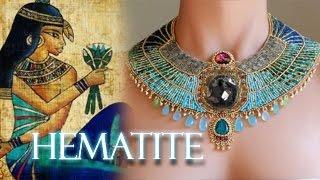 Hematite, the Ascension stone