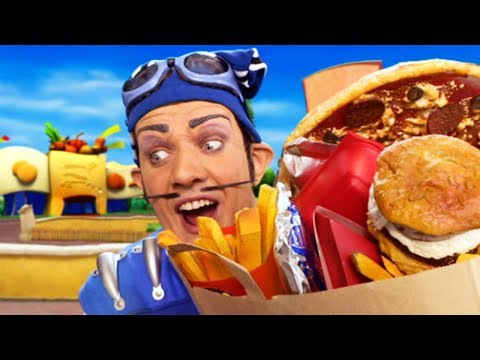 LazyTown | Sportafake | FULL EPISODE!