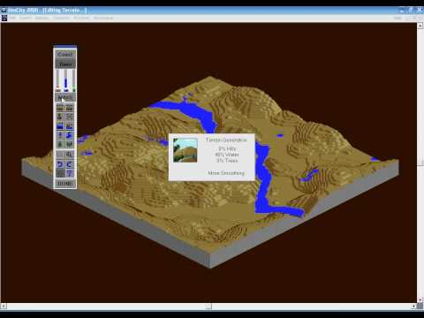 Let's Play Sim City 2000! Episode 1- Welcome to Johnsville, Population: Zero.