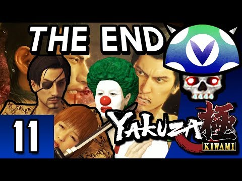 [Vinesauce] Joel - Yakuza Kiwami ( Part 11 Finale )