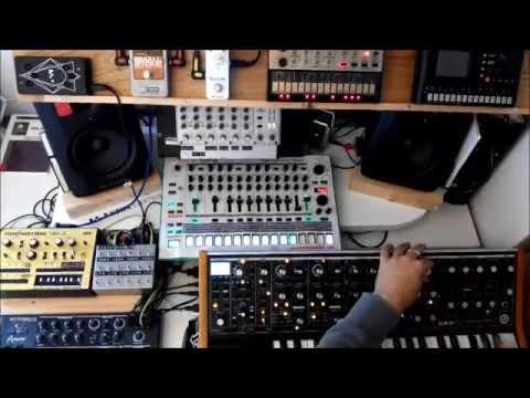 Horizons - Moog Sub 37 | TR8 | Volca Keys | Microb
