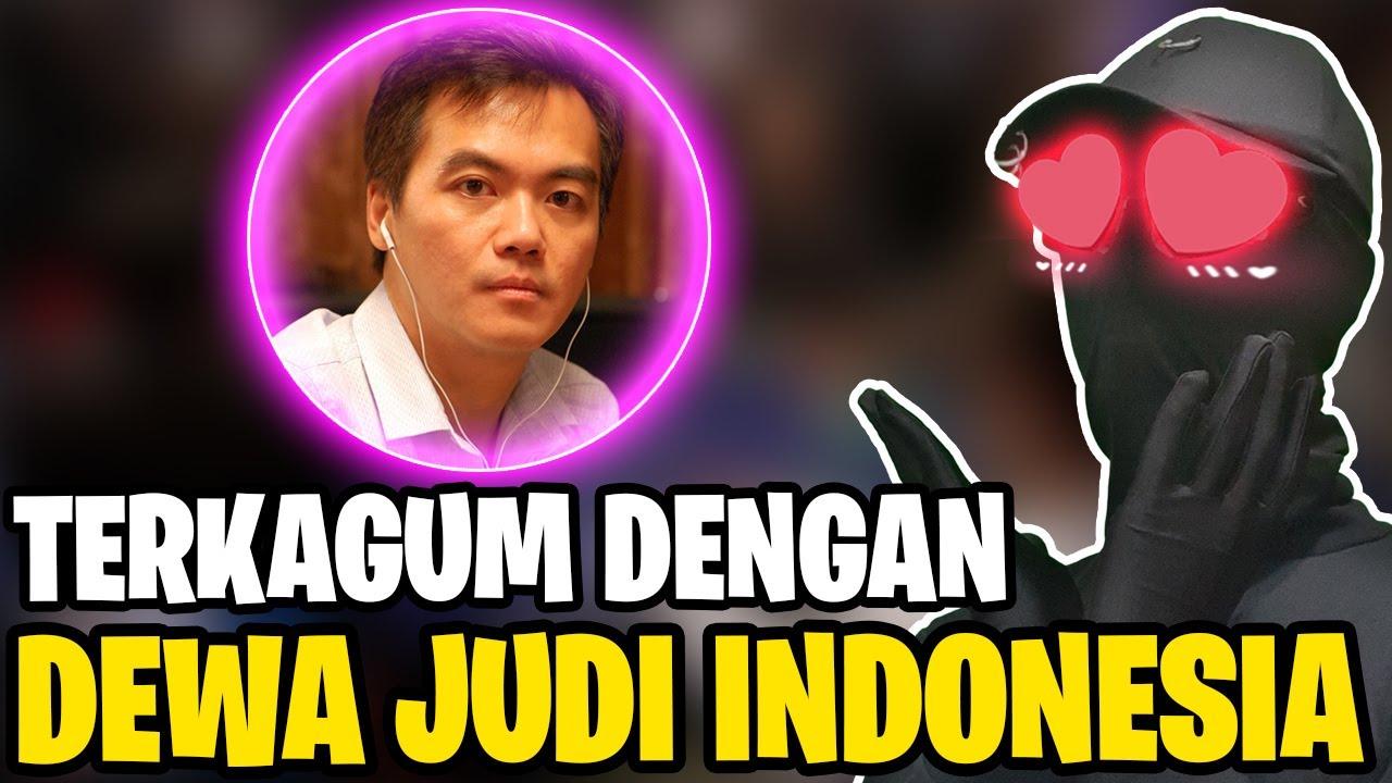 Terkagum Dengan John Juanda Dewa Judi Indonesia Juara Poker Dunia Youtube