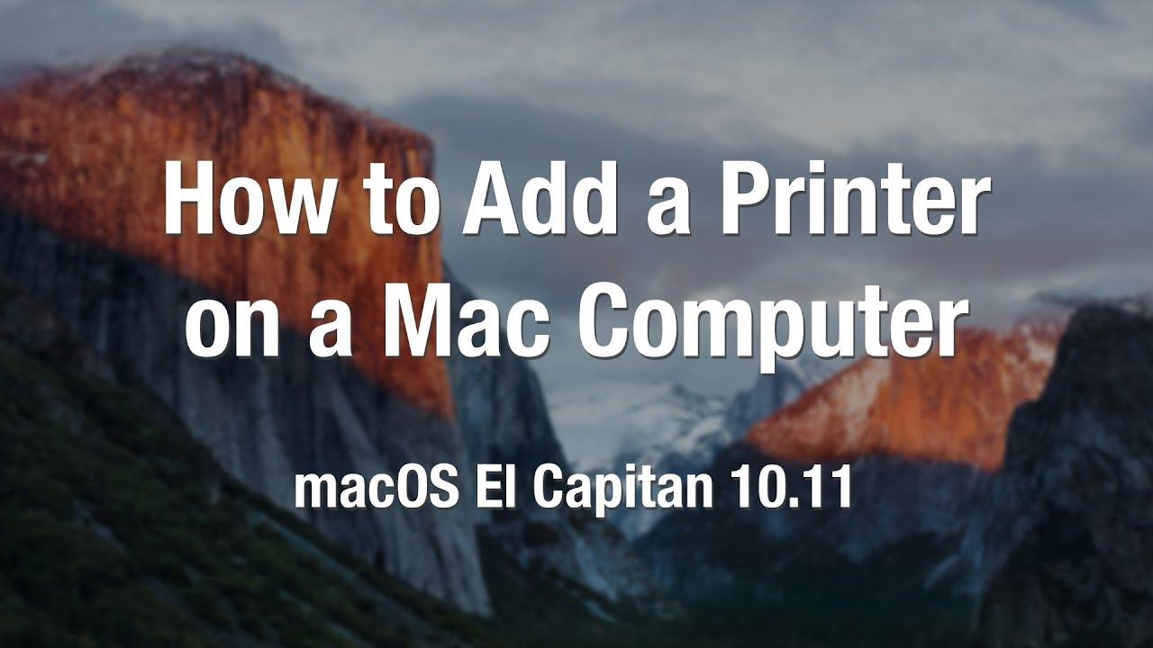 canon lbp2900b driver for mac 10.11 ( el capitan)