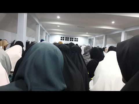 Qasidah Muhammadiyah di baitulqurro