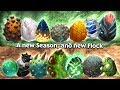 New Dragons, New Season, And New Flock || DRAGONS Rise Of Berk [FHD-1080p]