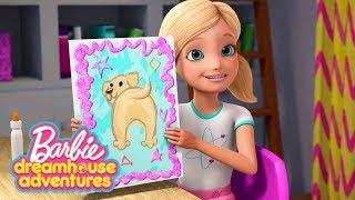 Il cucciolo smarrito ????Barbie Dreamhouse Adventures | Cartoni Barbie | Barbie Italiano