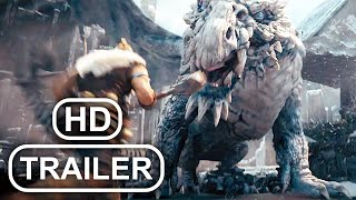 DARK ALLIANCE Cinematic Trailer NEW (2021) 4K ULTRA HD Dragon Fantasy Action