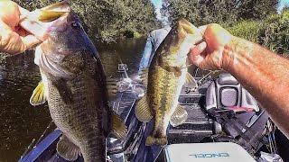 Bassmaster Harris Chain - Every Fish Catch Full Tournament Video