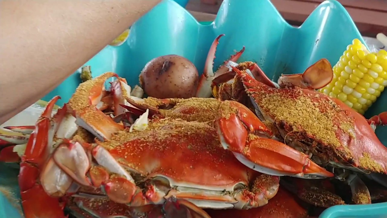 How to Eat Blue Crab and Not Miss an Ounce of Crab Meat!