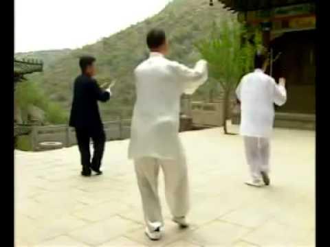 Forma Luo Han Shi San Shi Kung Fu