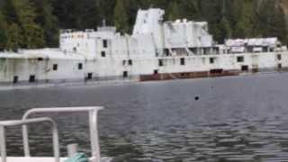 hmcs annapolis sinking apr 4 2015