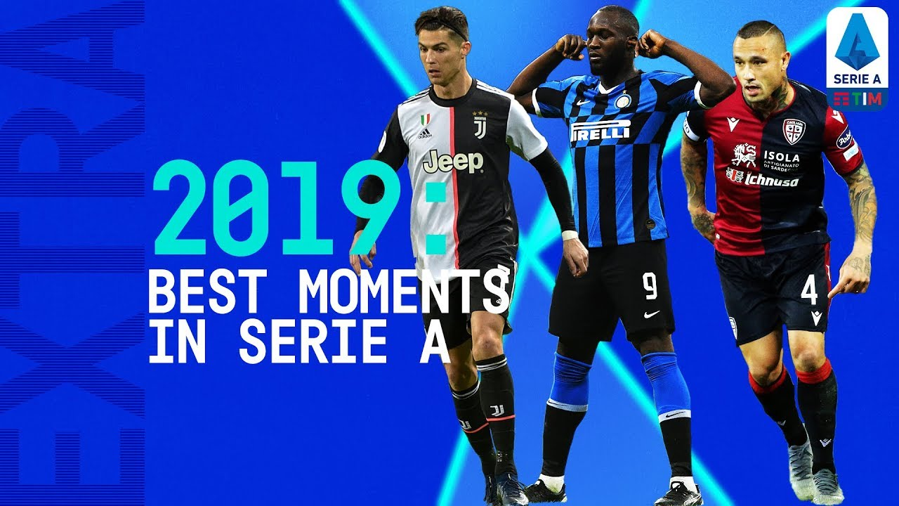 The BEST Moments of Serie A in 2019!   Serie A Extra   Serie A TIM