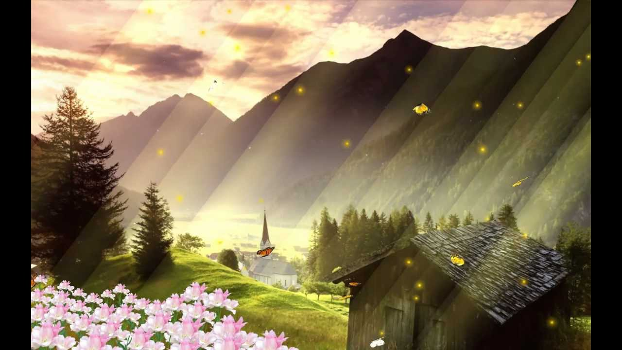 Beautiful Landscape Animated Wallpaper Desktopanimated