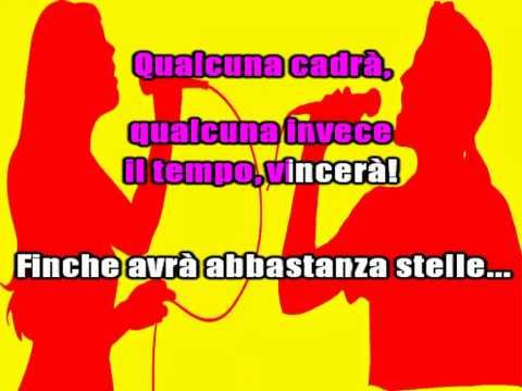 Renato Zero - IL cielo karaoke