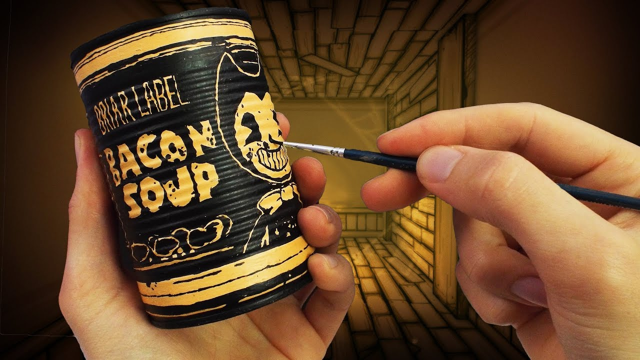 bacon soup bendy and the ink machine
