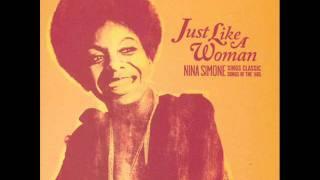 Nina Simone sings Bob Dylan - Just like a woman