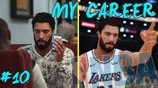 IL SOGNO CHE SI AVVERA! SFIDA FINALE VS MARCUS! - NBA2K19 My Career #10 - [ITA PS4]