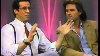 Sylvester Stallone & Kurt Russell @ The Oprah Winfrey Show Pt 1
