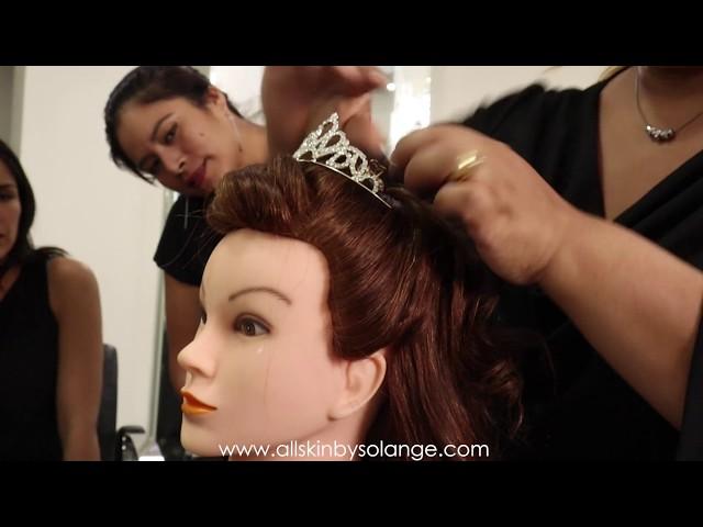 Curso de Peinados Básico