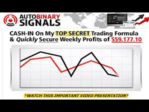 Auto Binary Signals Scam Review-How To Make $2300 Daily With Binary Options Trading-Live Results