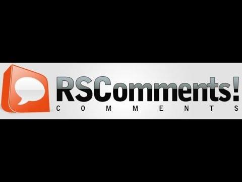 RSComments! - замечательная система комментариев для CMS Joomla!