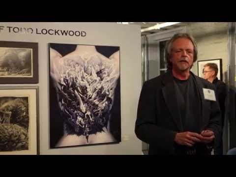 The Art of Todd Lockwood @ Krab Jab Studio