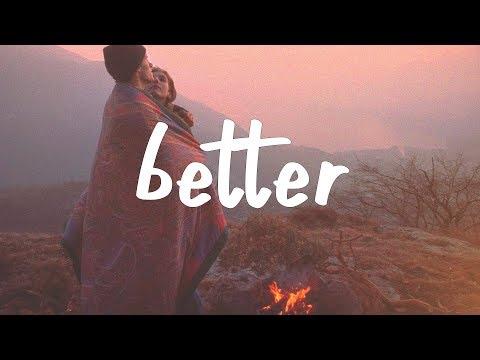 Kayden - Better (Lyric Video)