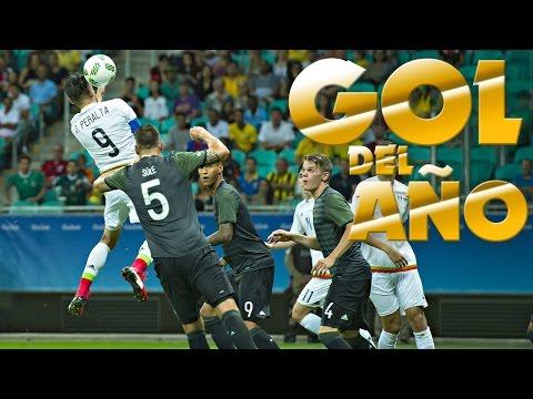 GOL DEL AÑO: Oribe vs Alemania