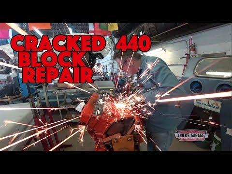 The 440 'Demon Mule' is Cracked! - Engine Room Update