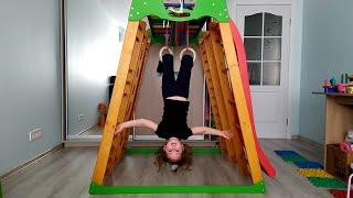 Зарядка для детей. Гимнастика для детей.