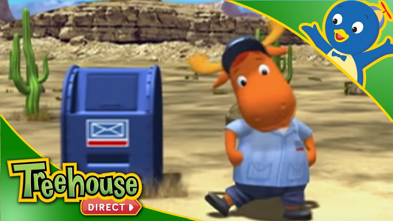 Download The Backyardigans: Special Delivery - Ep.29
