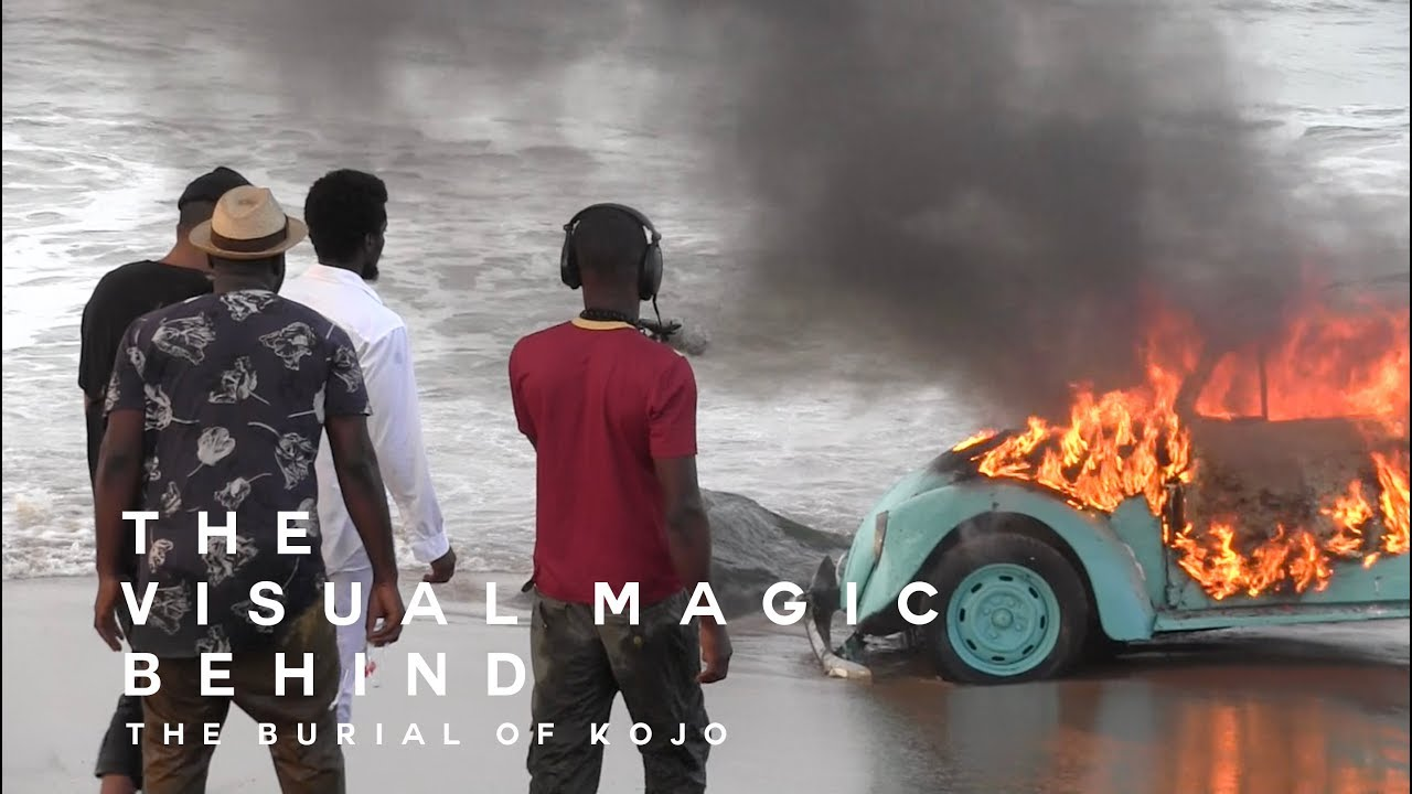 FEATURETTE - The Visual Magic Behind The Burial Of Kojo