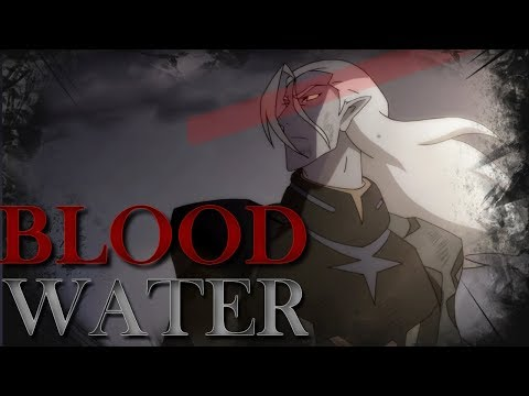 .-VLD-. .+. `.Blood Water.` .' Voltron '..+. AMV .+.