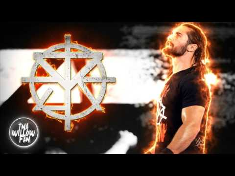 WWE Seth Rollins 7th Theme Song The Second Coming V3 2017 ᴴᴰ Burn It Down Quote