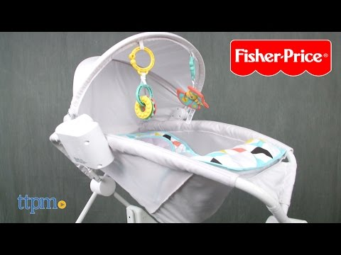 Premium Auto Rock 'n Play Sleeper From Fisher-Price | RECALLED