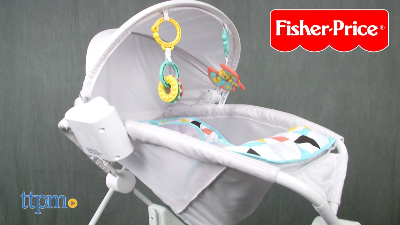 Premium Auto Rock N Play Sleeper From Fisher Price Recalled Youtube
