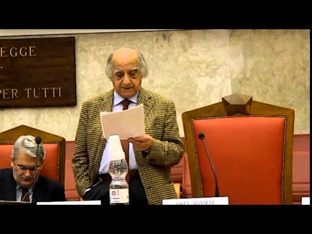 MEG Onlus Prof. Gonzalo Alvarez Garcia - Dare e Avere tra noi e l'Europa