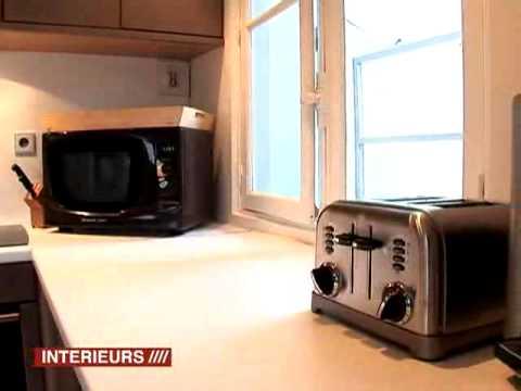 Relooking appartement combles 75009 paris paris premi re for Relooking appartement