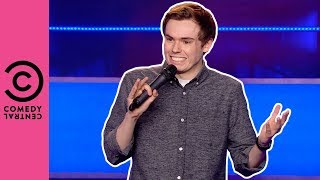 Rhys James' Laptop Is Spying On Him | Comedy Central At The Comedy Store