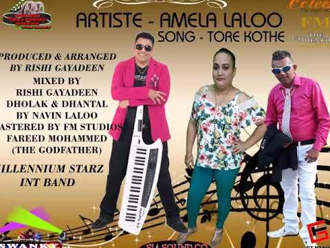 Amela Laloo - Tore Kothe (2019 Chutney)