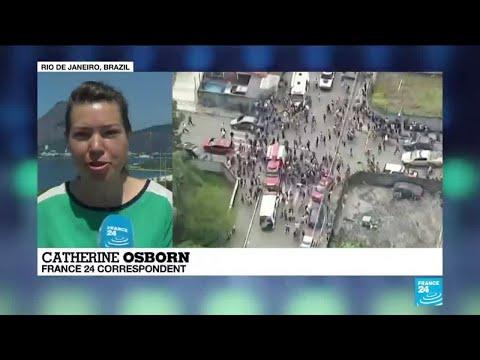 Brazil school shooting: At least 10 dead in elementary school shooting