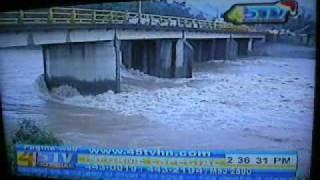 Tropical Storm La Ceiba Part II
