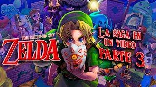 The Legend of Zelda: La Historia en 1 Video (PARTE 3)
